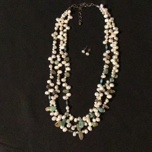 Jewelry - Pearls & Turquoise